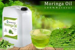Knowing Moringa : Benefits of Moringa Oil
