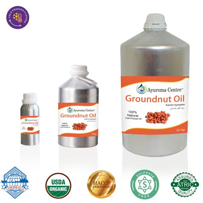Groundnut-Oil
